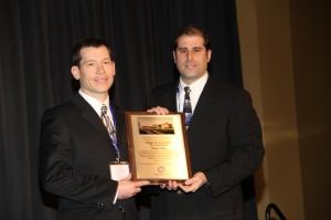 Brett Neff Awards Eaton Corporation