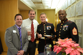 2nd Annual Toys for Tots Open House In Post