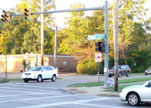 Albion and Prospect Roads Intersection Improvements