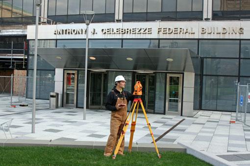 Federal Building Services : R e warner associates inc anthony j celebreeze