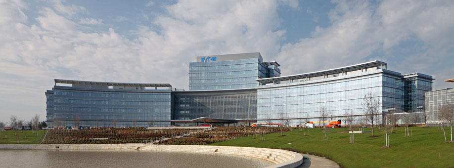 R.E. Warner & Associates Inc. – Eaton Corporation Staking