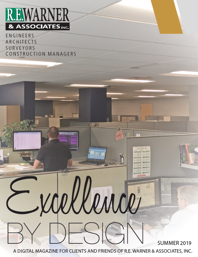 Summer 2019 Excellence By Design Cover