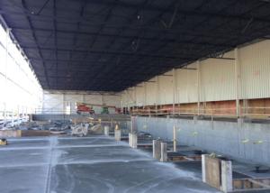 Paint Pre-Treat E-Coat Building Expansion