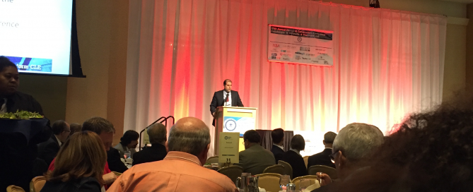 Brett Neff speaks at Cleveland Engineering Society Conference