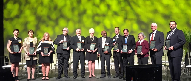 Ted Beltavski Cleveland State Distinguished Alumni Award