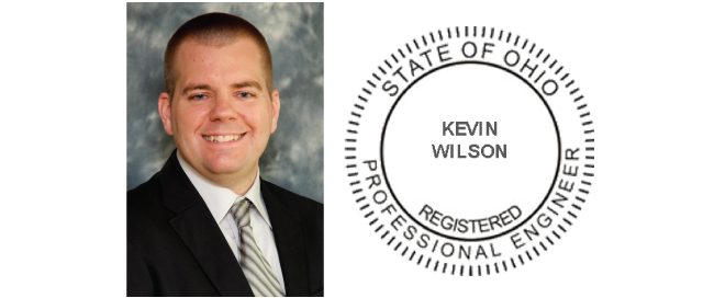 Kevin Wilson Earns PE License
