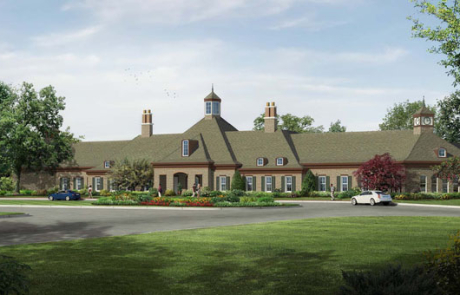 Lakewood Country Club New Clubhouse Site Design