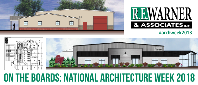 R.E. Warner celebrates National Architecture Week 2018