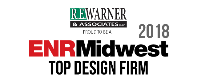 R.E. Warner Named Among ENR Midwestu0027s Top Design Firms