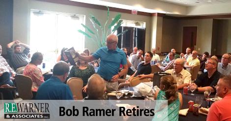 Bob Ramer Retirement Celebration