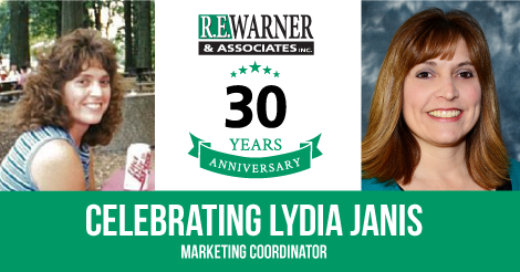 Lydia Janis 30 Year Anniversary at R.E. Warner