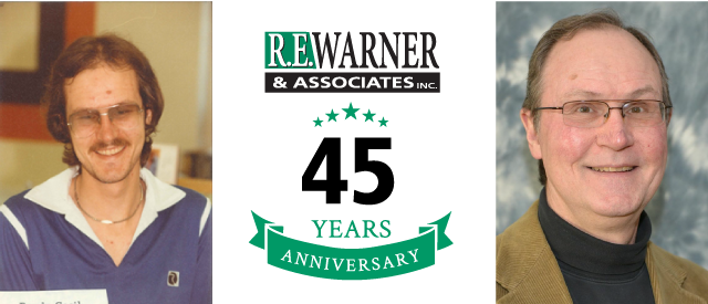 Randy Cecil Celebrates 45 Years at R.E. Warner