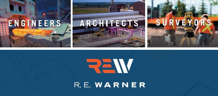 REW new brand image