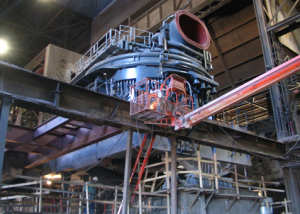 Electric Arc Furnace Upgrade