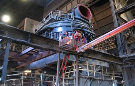 Electric Arc Furnace Upgrade