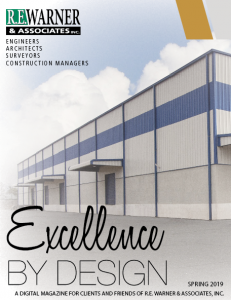 Spring 2019 Excellence By Design Cover