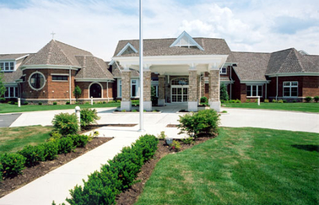 Site Improvements for St. Mary of the Woods Senior Living Community