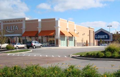 Westgate Mall Redevelopment
