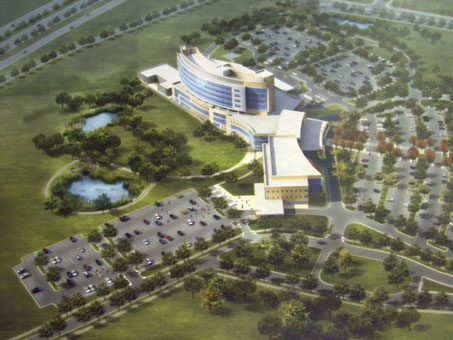 R E  Warner & Associates Inc  – Ahuja Medical Center